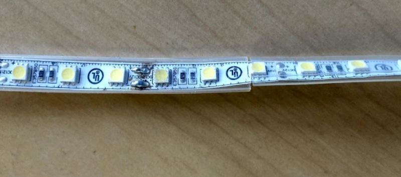 LED Solder Example