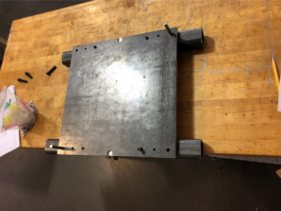 Bottom Plate Alignment