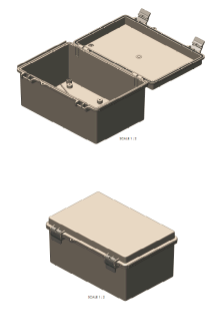 Electric Component Enclosure