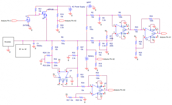 Detailed Electrical Schematic
