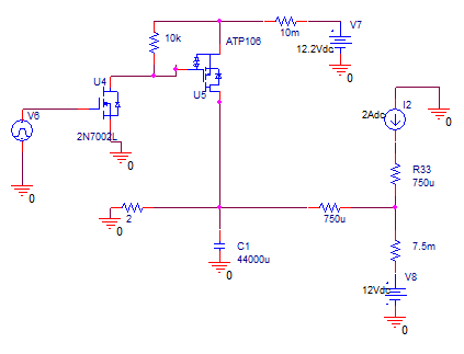 Switching Test Circuit