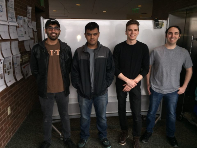 Team Members: Sarthak, Asfar, Keenan, Ryan