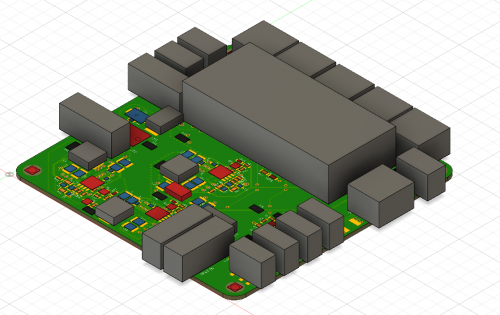 CAD File of board