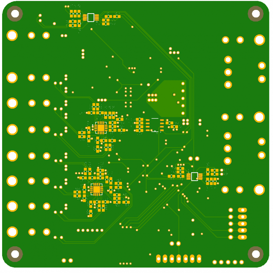 All Layers PCB