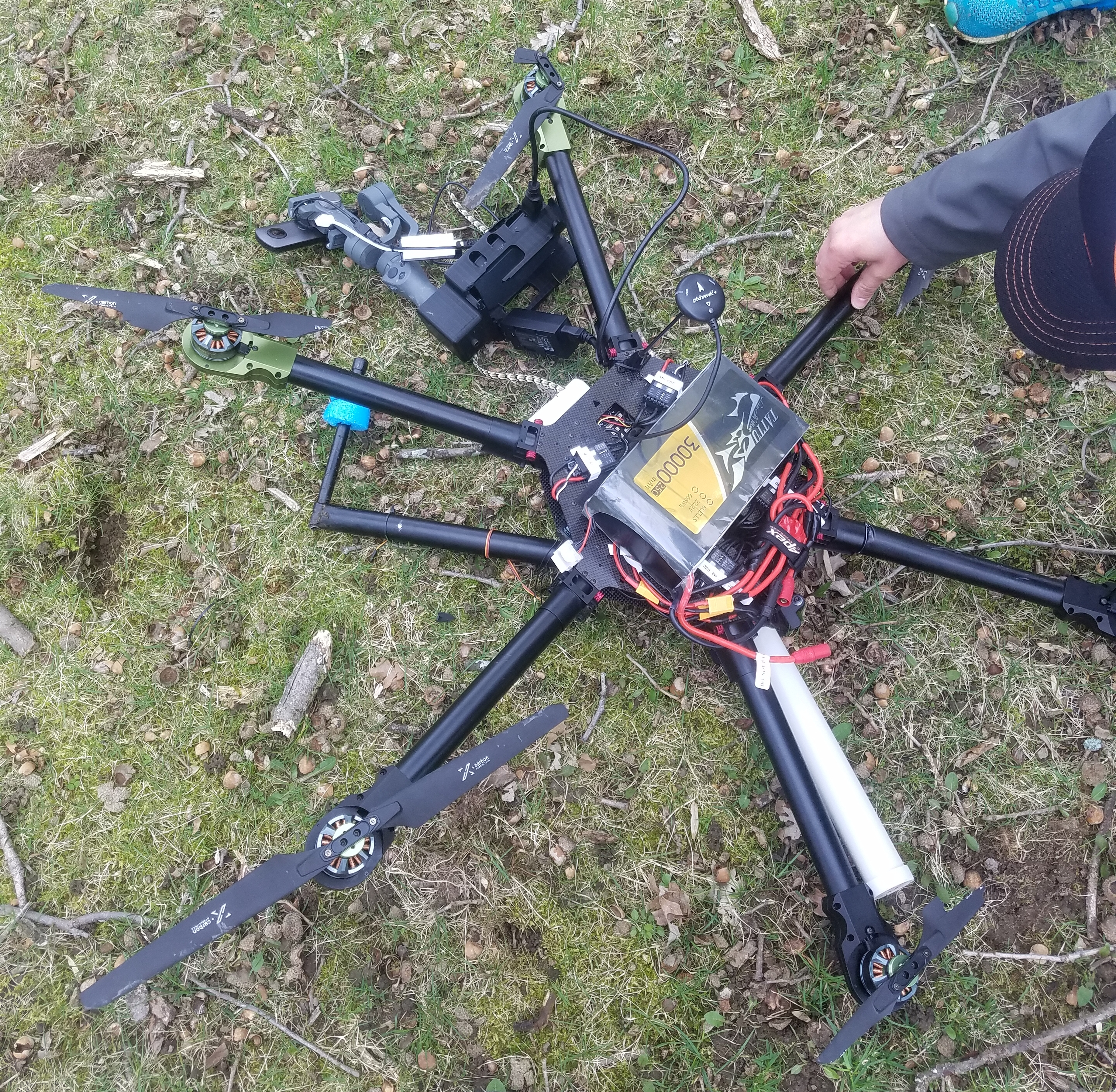 Crashes mount as military flies more drones in U.S. | The