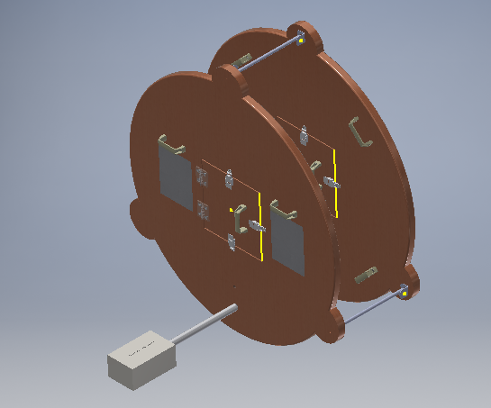 Crew-Lock Assembly View 1
