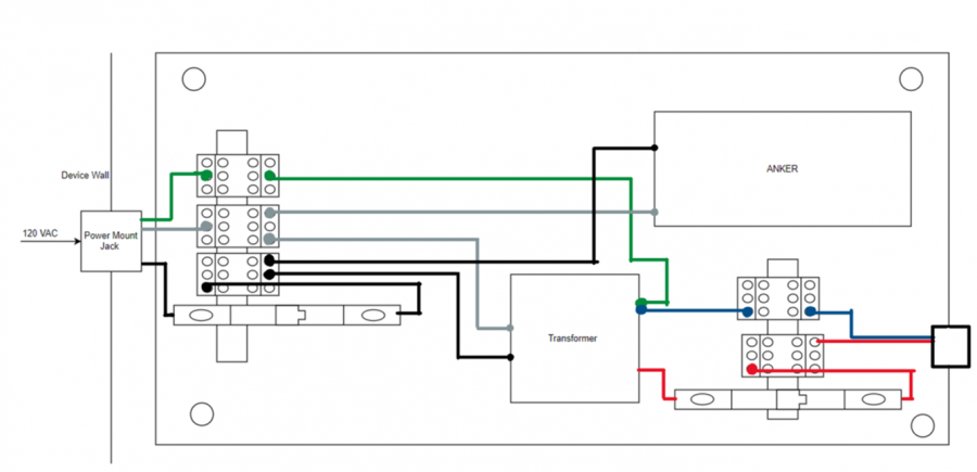 Power Board Schematics