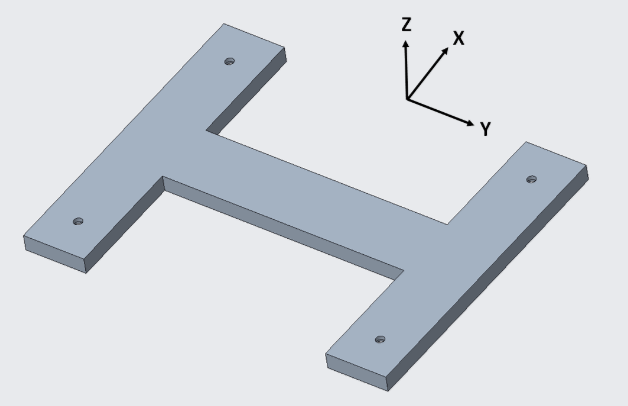 Proposed baseplate