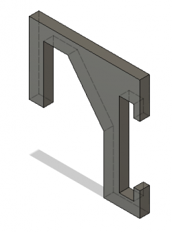 Final Hook Design Cad