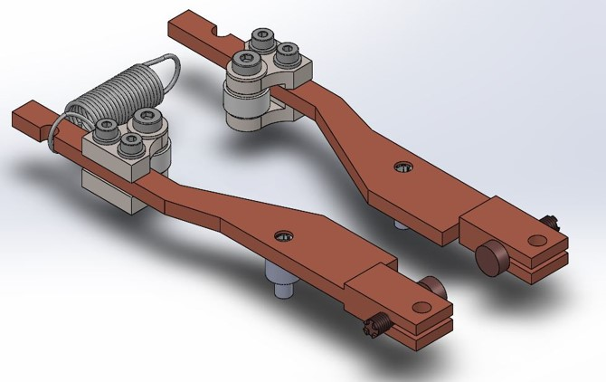 Arm & Bearing System