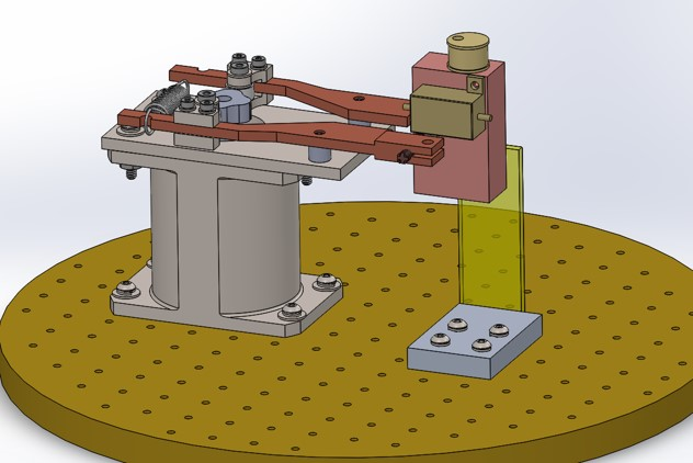 Preliminary Mechanical Heat Switch Design